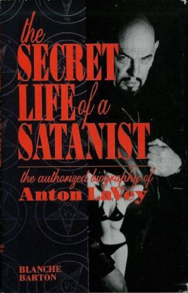 Book - The Secret Life of a Satanist