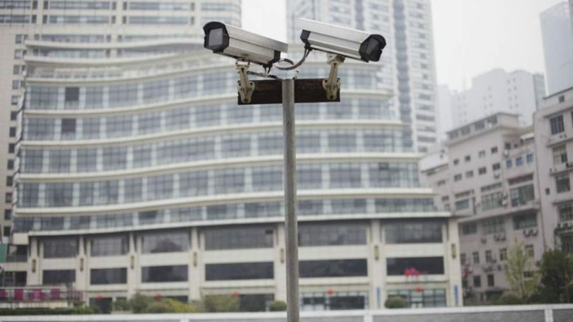 Cameéa surveillance shanghai