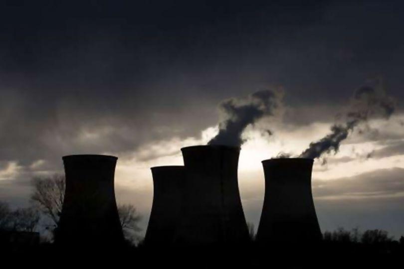 Centrale nucléaire - France - 2