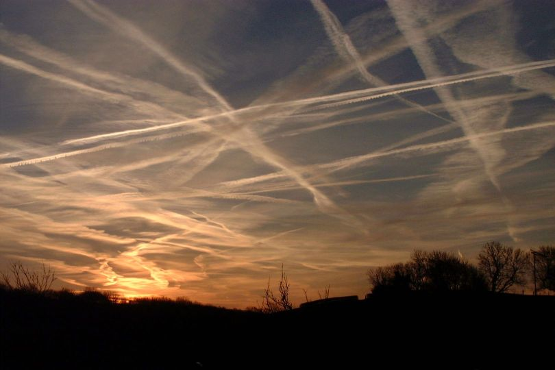 Chemtrails - 1