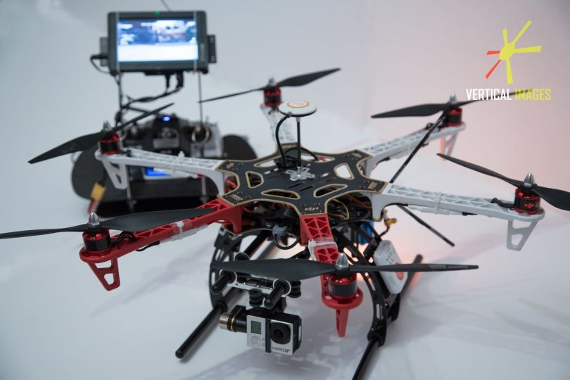 DJI F550 Hexacopter - 2