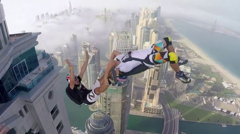 Dream Jump - Dubaï - 2
