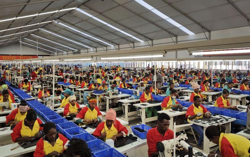 Ethiopie - Entreprise chinoise - 1