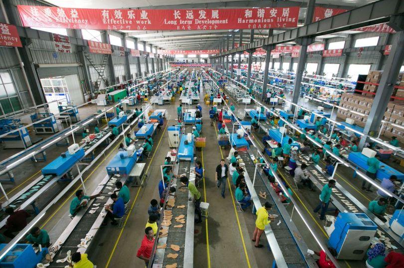 Ethiopie - Entreprise chinoise - 2