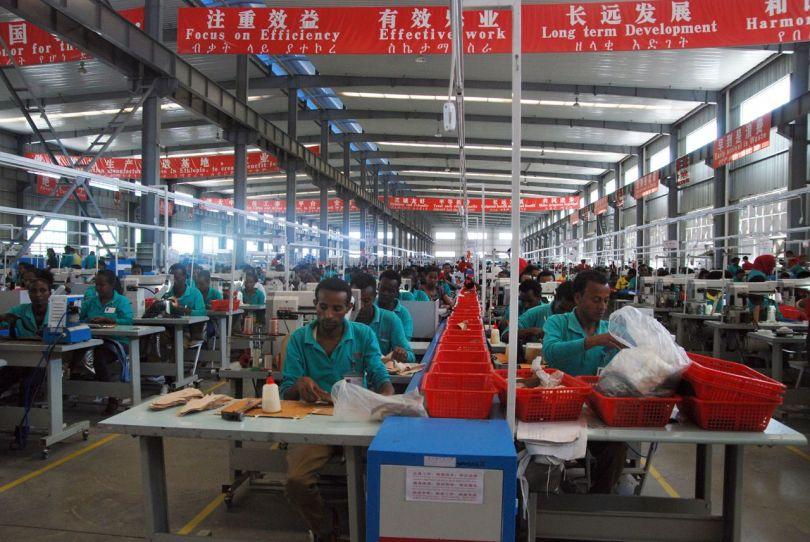 Ethiopie - Entreprise chinoise - 3