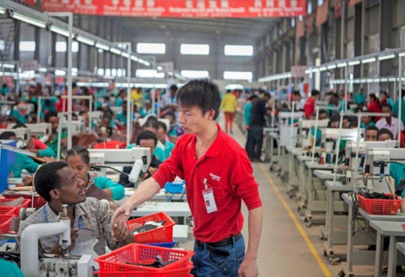 Ethiopie - Entreprise chinoise - 4