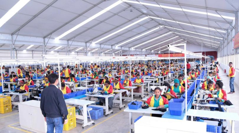 Ethiopie - Entreprise chinoise - 5