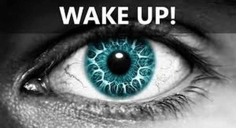 Eye - Wake up