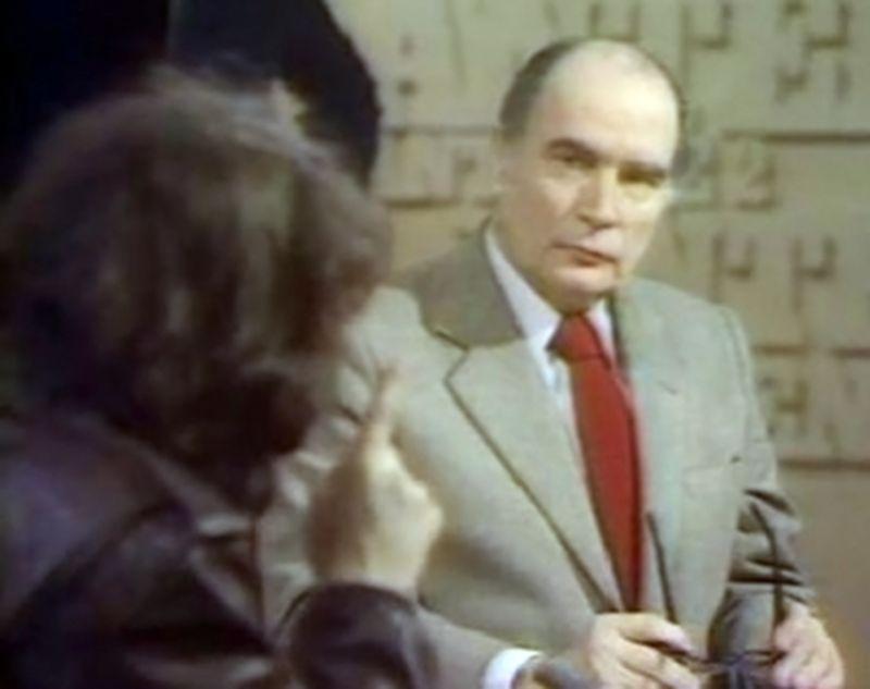 François Mitterrand & Daniel Balavoine