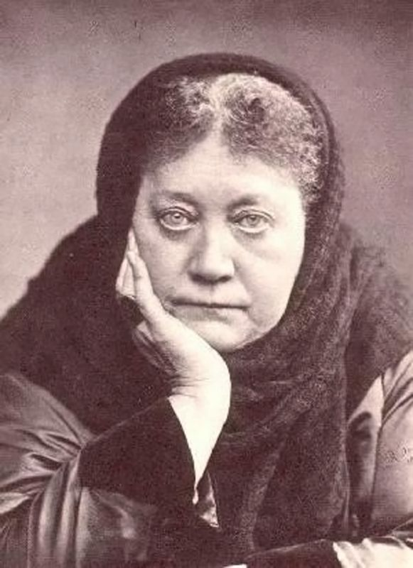 Helena Petrovna Blavatsk