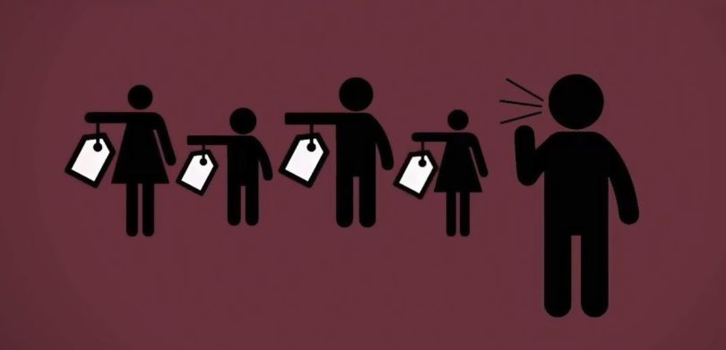 Human Trafficking - 1