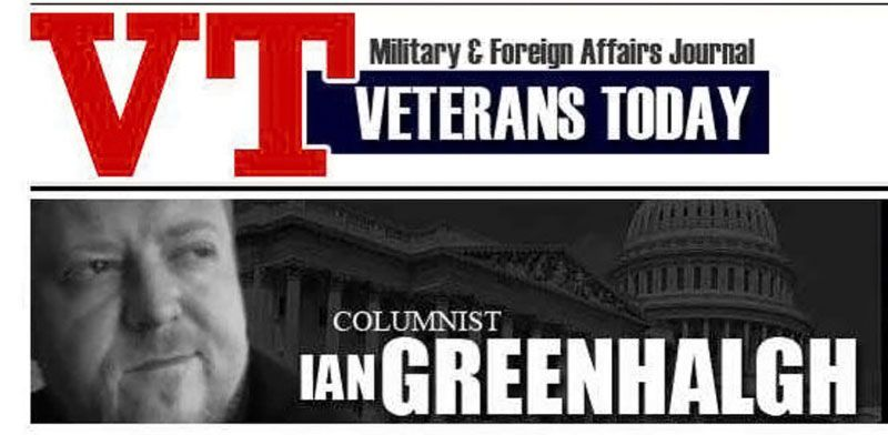 Ian Greenhalgh, journaliste de Veterans Today