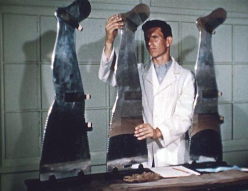 Laboratoire bas-nylon