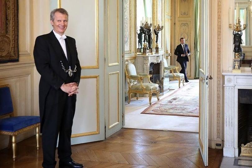 Macron - Elysée