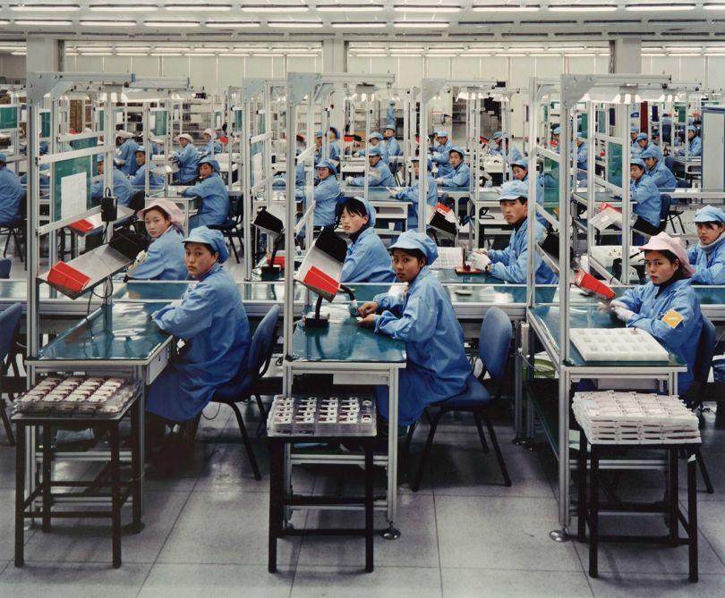 Manufacturing - Bird Mobile - Ningbo - Province de Zhejiang - Chine