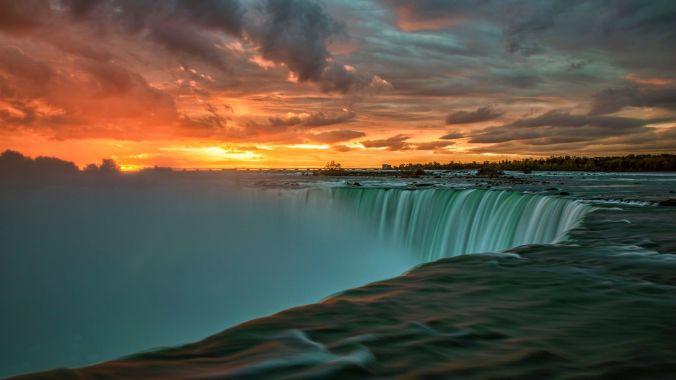 Niagara Falls - Chutes du Niagara - 1