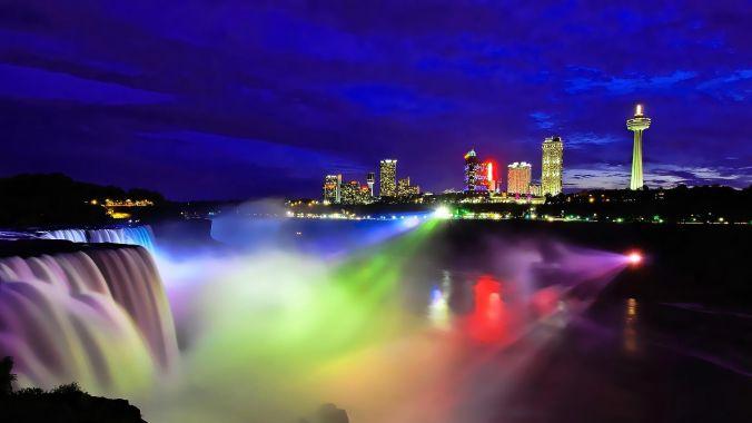Niagara Falls - Chutes du Niagara - 3