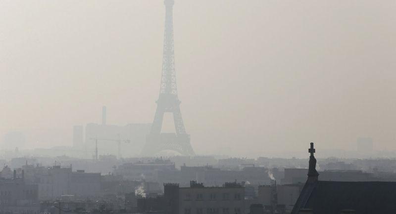 Polution - Paris - Smog