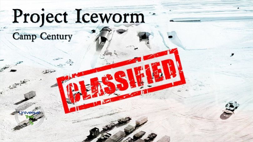 Projet Iceworm - Camp Century - Classified