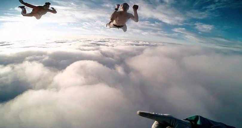 Skydiving Without Parachute - 7