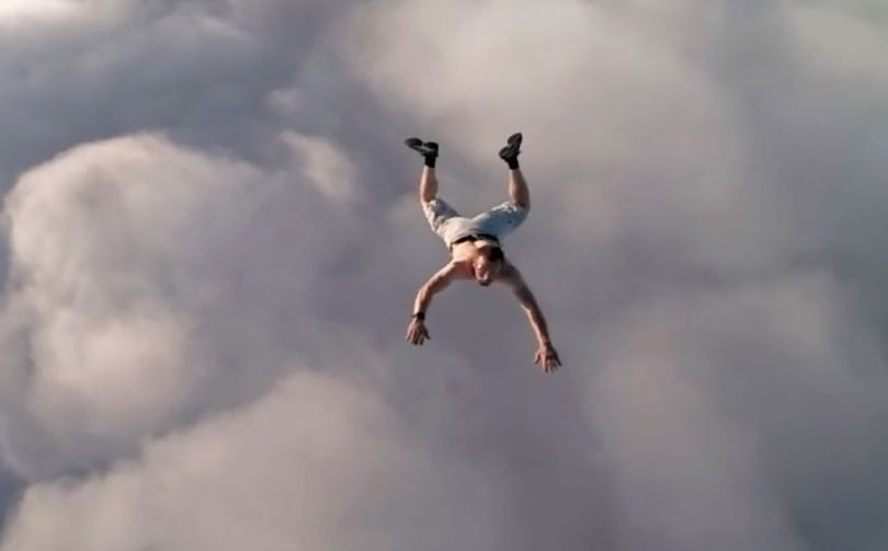Skydiving Without Parachute - 8