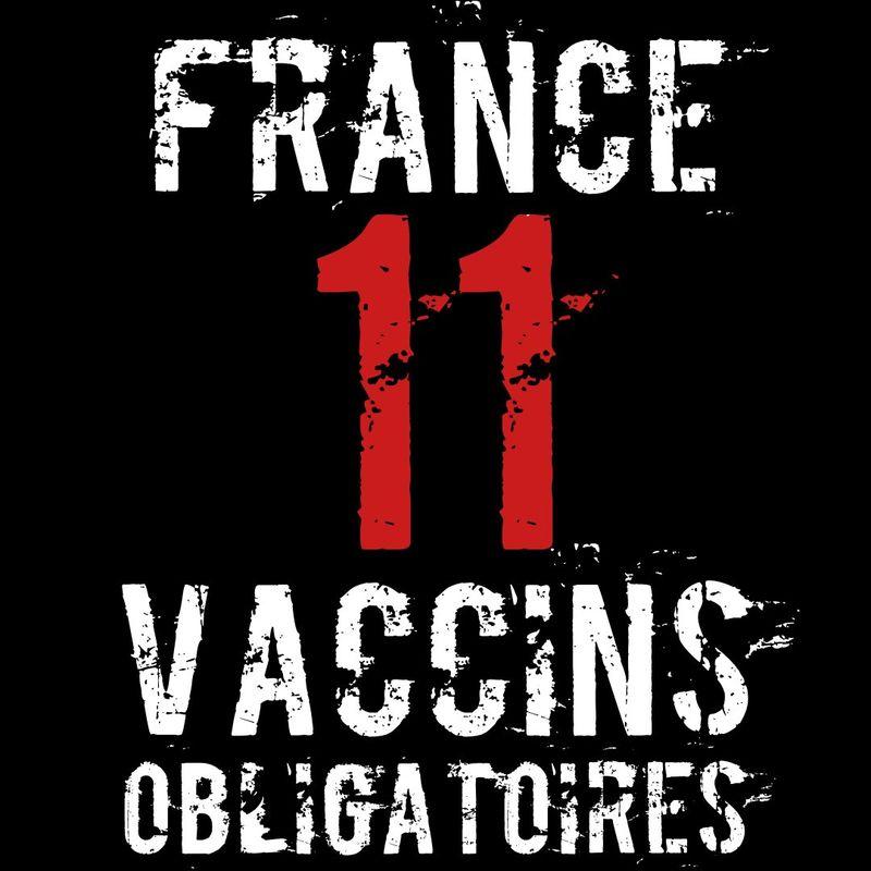 11 vaccins - Logo
