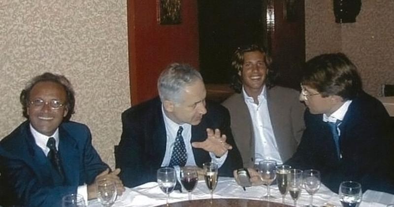 Benyamin Netanyahou - Arnaud Mimran