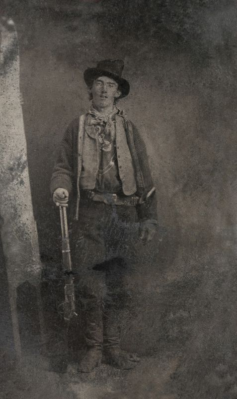 Billy the Kid - 1