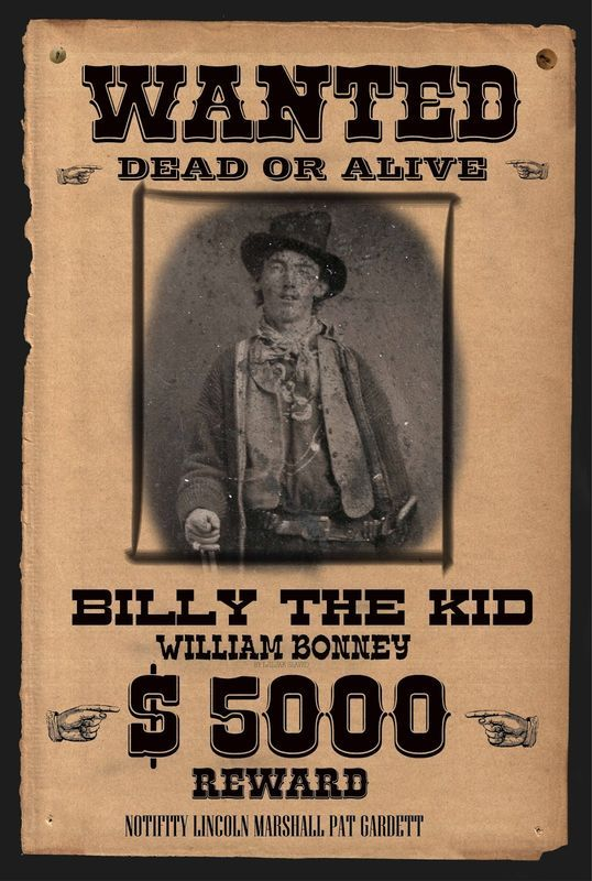 Billy the kid - 3