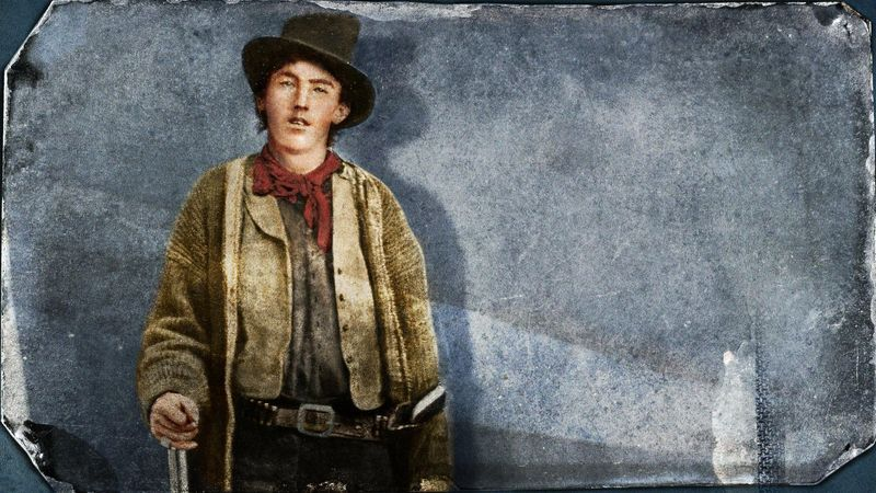 Billy the kid - 5