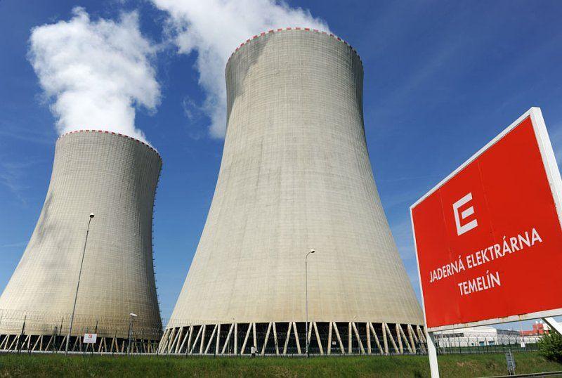 Centrale nucléaire tchèque de Temelin