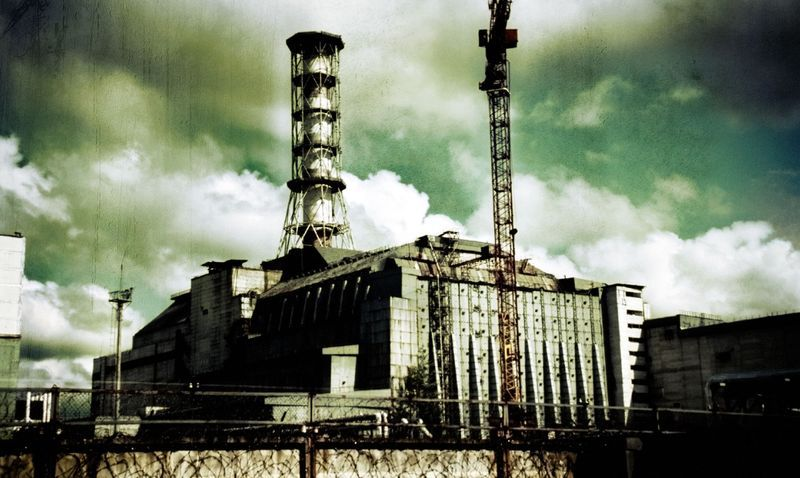 Centrale nucléaire - Tchernobyl - 2