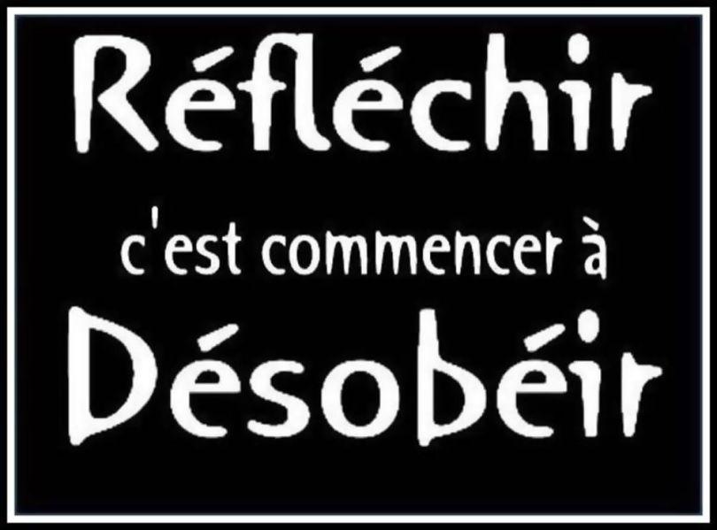 Citation - Réfléchir