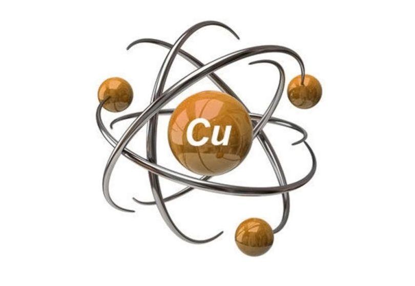 Cuivre - Atome