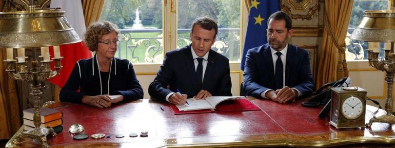 Emmanuel Macron - Elysée