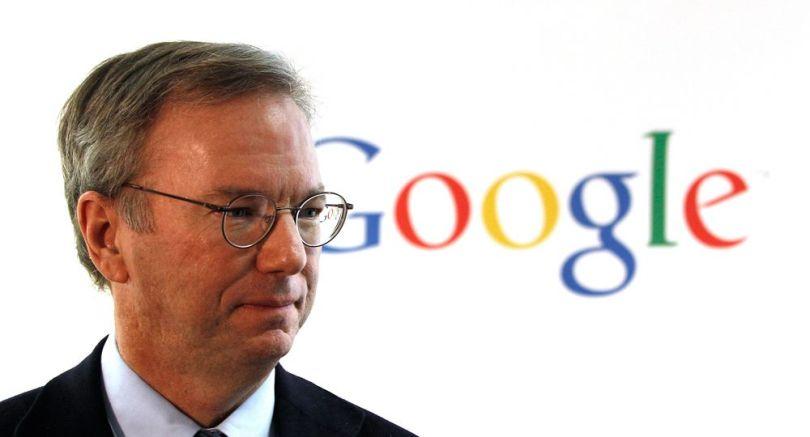 Eric Schmidt - Google - 1