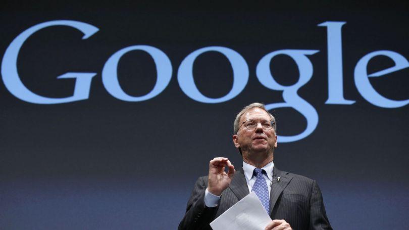 Eric Schmidt - Google - 2