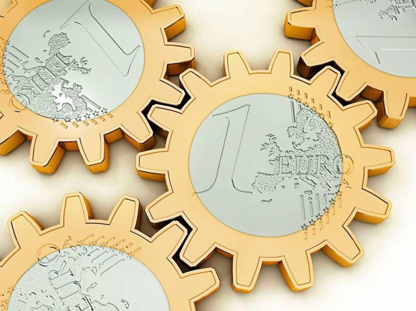 Euros - Monnaie - Rouage