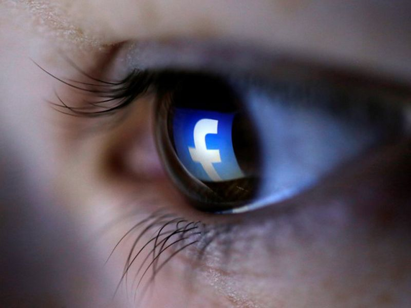 Facebook - Oeil - Eye