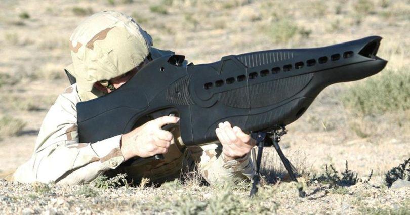 Fusil - Micro-onde