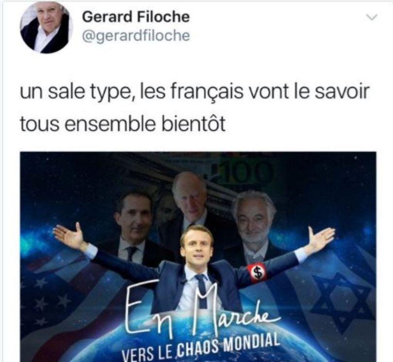 Gérard Filoche - Tweet - 1