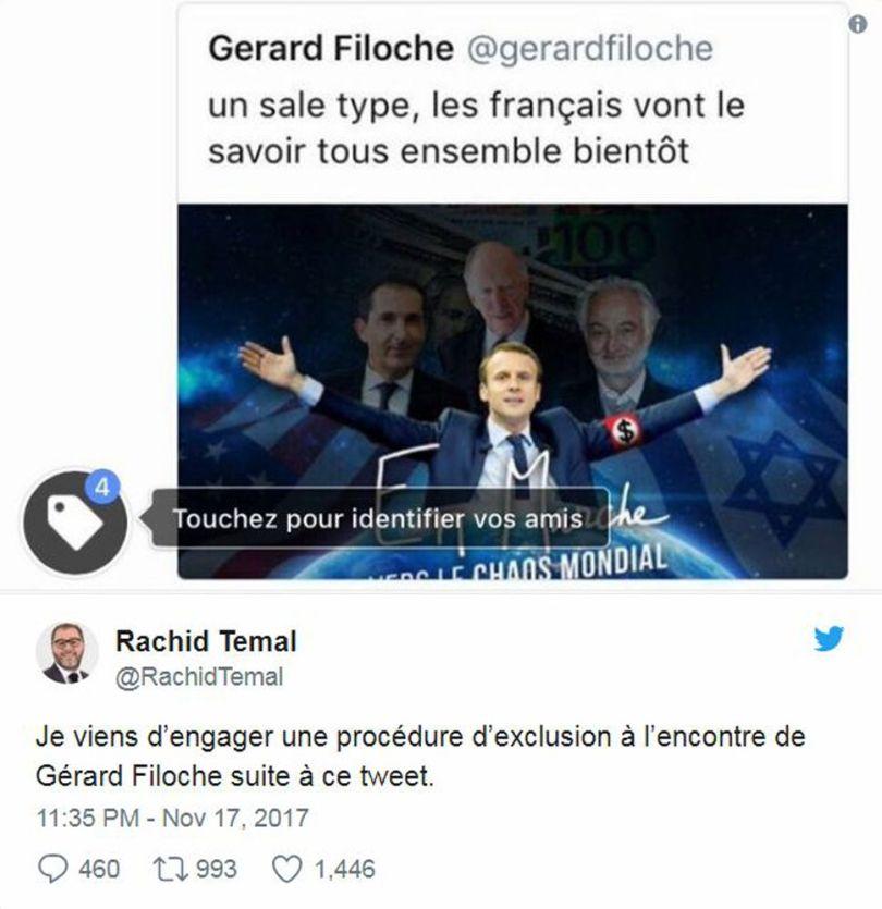 Gérard Filoche - Tweet - 2