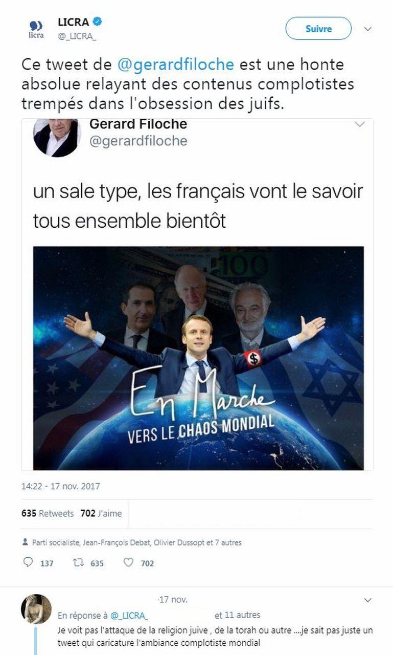 Gérard Filoche - Tweet - 3