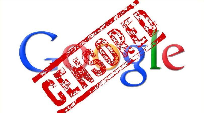 Google - Censure - 1