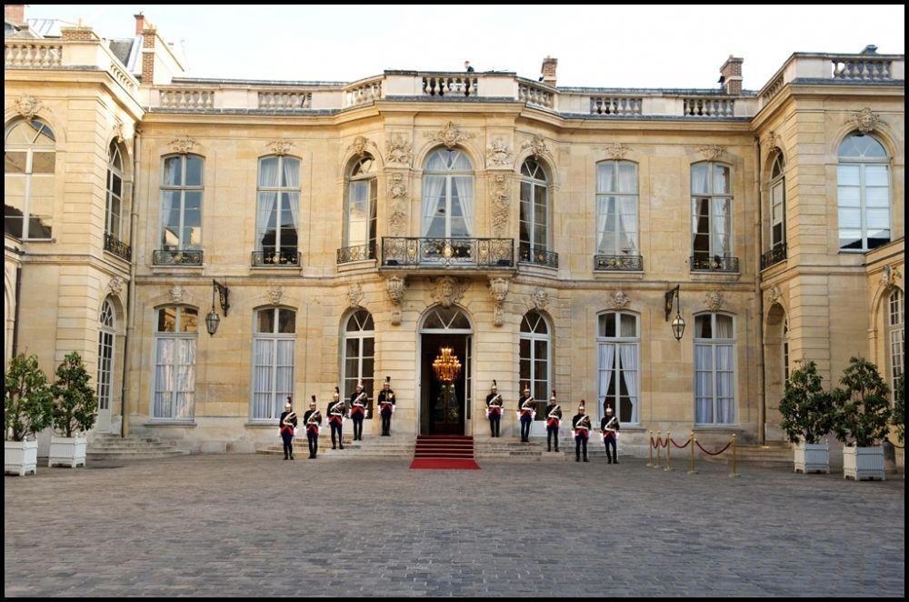 Hôtel Matignon - France
