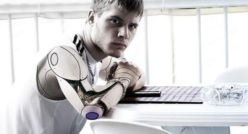 Homme futur - 2