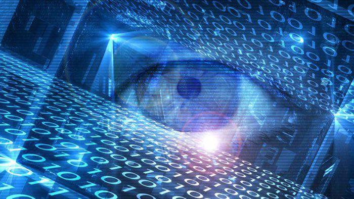 Internet - Oeil - Surveillance