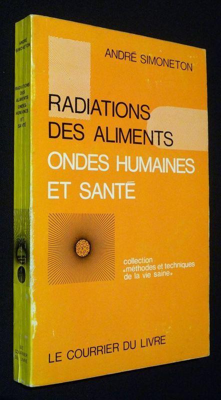 Livre - Radiations des aliments