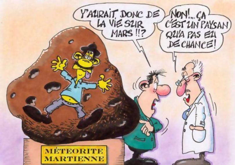 Météorite - Fun