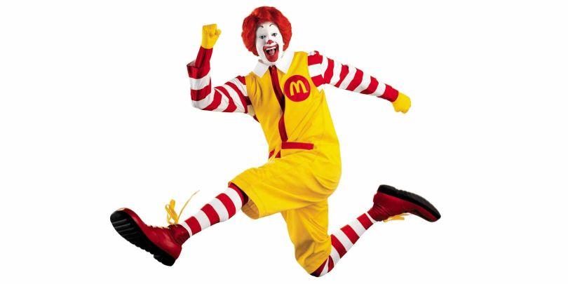 McDonald's- 1